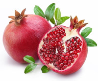GMP factory supply lower price natural Pomegranate P E powder for cosmetic raw material