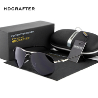 HDCRAFTER Fashion Polarized Outdoor UV400 Brand