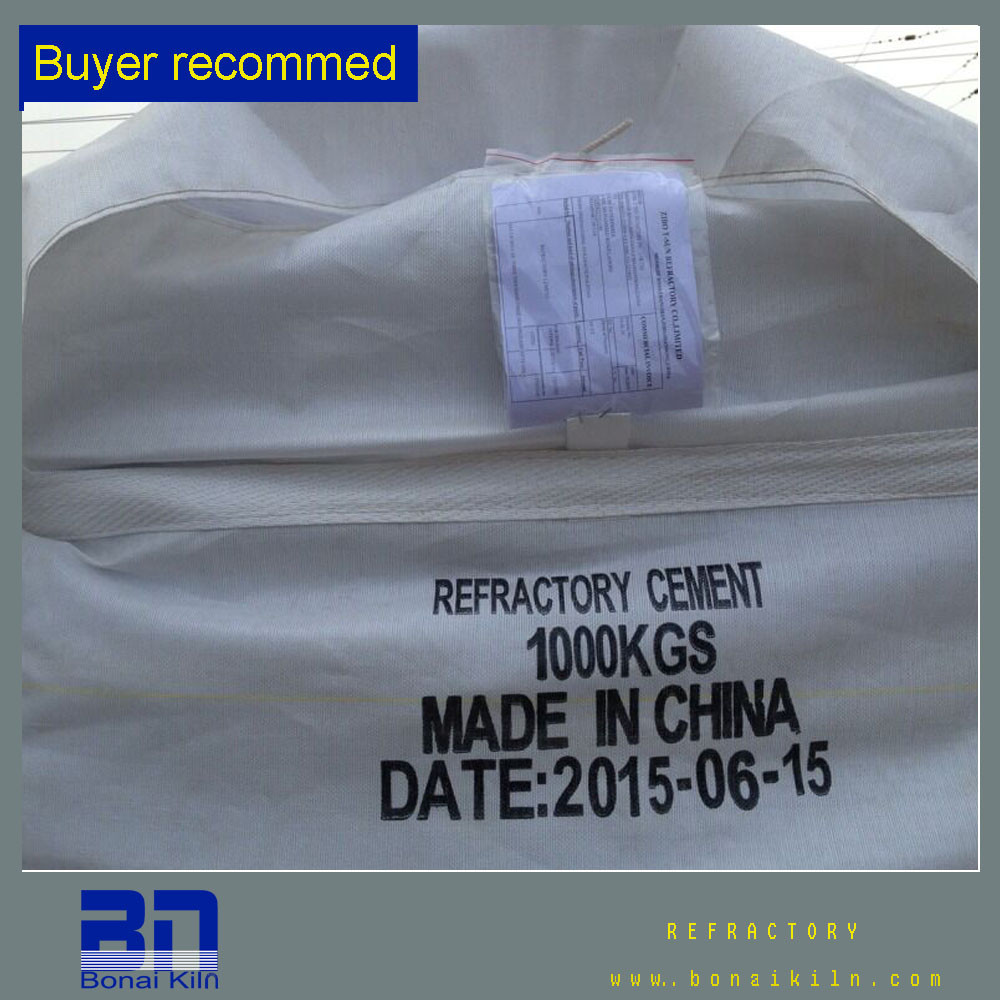 Calcium Aluminate Refractory Cement as binder of Castable