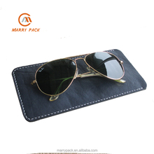 High quality PU Sunglasses Leather pouch,Spectacle Leather Case, Glass Leather Case