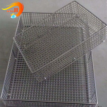 durable stainless steel barbecue wire mesh