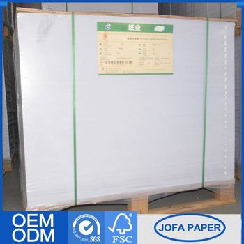Big Price Drop Eco-Friendly 52Gsm-400Gsm Offset Paper Separator