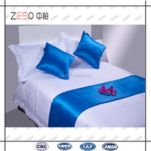 High Quality Star Hotel Used Decoration Bed Cushion Custom Throw Pillows