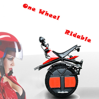 2015 Newest One Wheel Self Balancing Electric Scooter unicycle motorbike --- M2