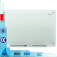 AS certificate China competitive price clear or frosted kitchen cabinet glass