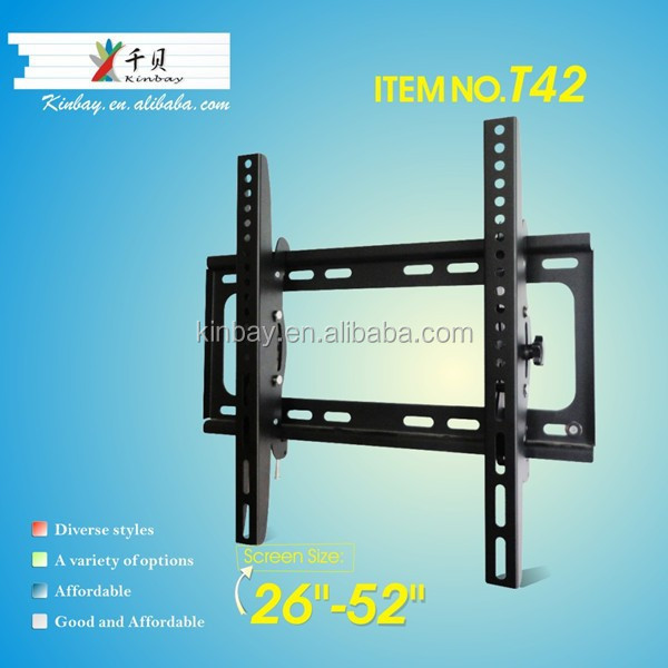 "led lcd wall mount fireplaces for 26""-55"" TV VESA 400 mm x 400 mm Tiltable"