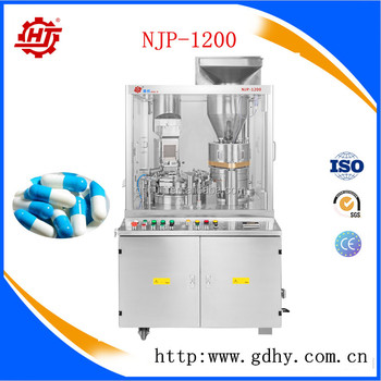 NJP1200 Best price small automatic capsule filling machine price for sale