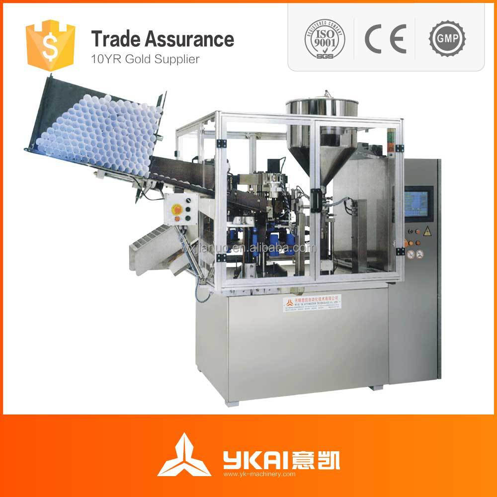 SGF-50 full-automatic ampoule filling and sealing machine for ampoule tube