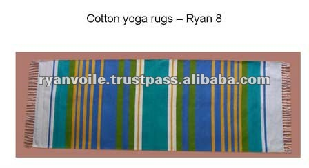 Cotton Yoga Rugs