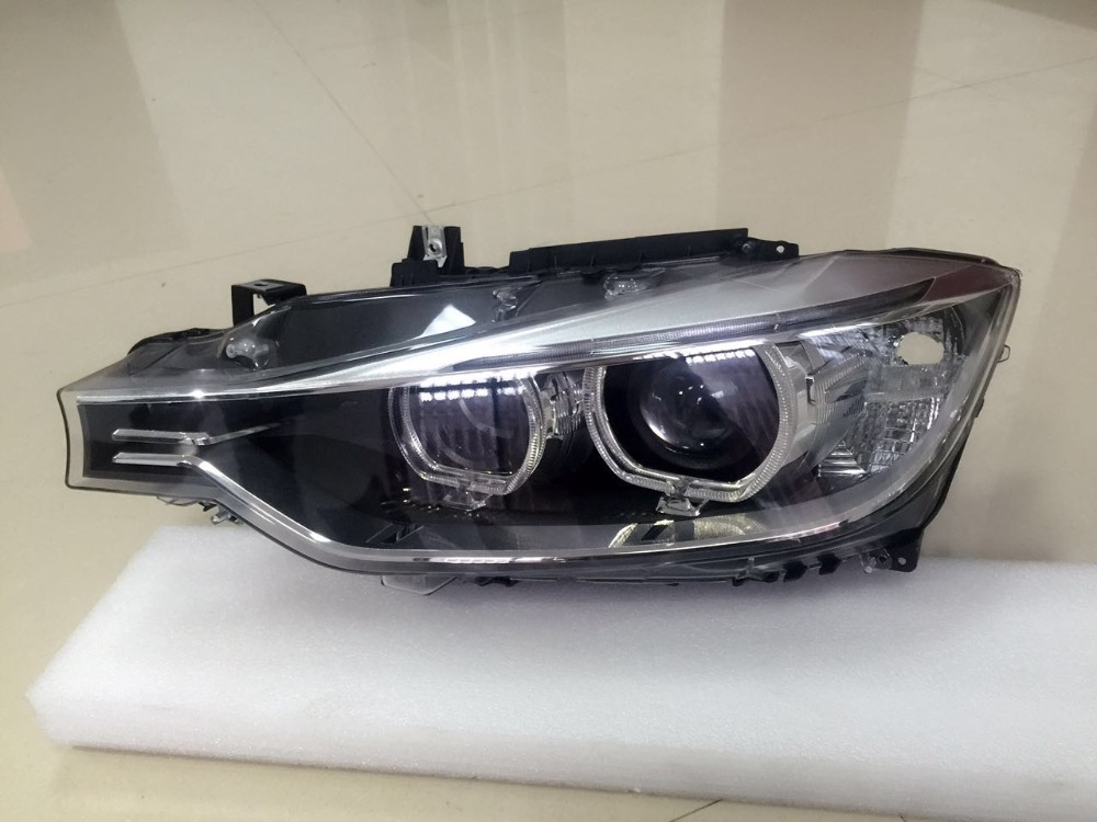 FOR BMW F30 3 SERIS 2013 - 2014 HEAD LAMP HID HEAD LAMP 63117339385 63117339386