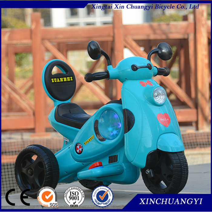 2016 new type play car free online games ride on car/kids motorbike