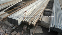 black iron angle steel