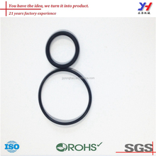 OEM ODM custom made hot sale precision silicon rubber bands round