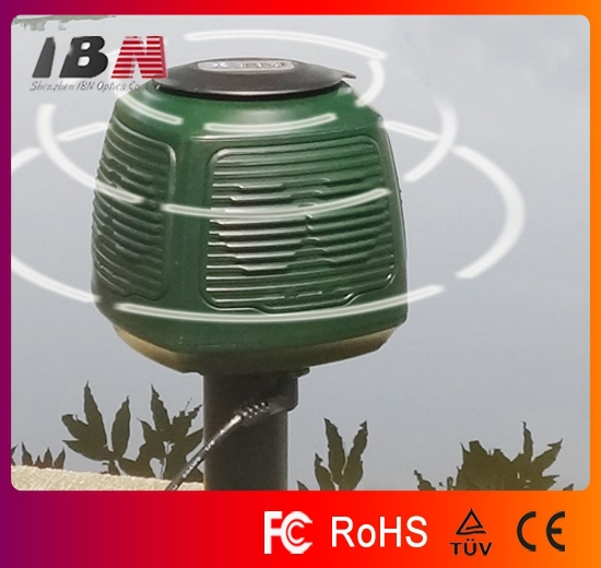High power Garden Farm Fish pond ultrasonic Bird Repellent