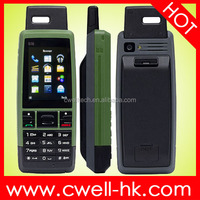 Hot sale S18 3 SIM Card Power Bank Phone GSM Quad Band 4200mAh Big Battery Long Standby mobile phone