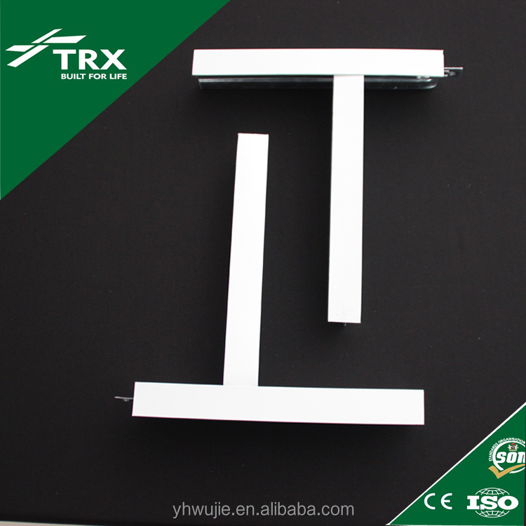 decorative accessories gypsum board frame flat t-grid types of ceiling materials