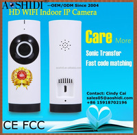 Good Quality 720P CMOS Wifi P2P Mini IP Camera,Wireless Wifi Network Phone Camera