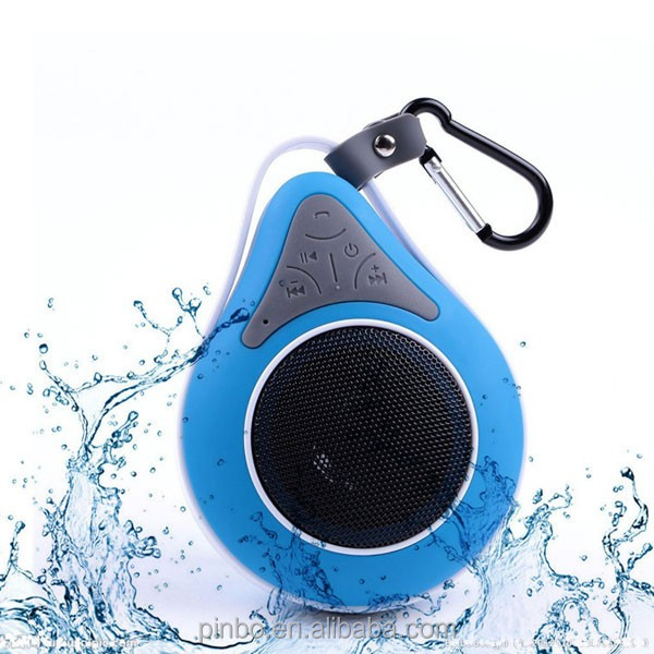wireless portable mini waterproof bluetooth <strong>speaker</strong>