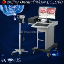 Camera system White balance device Gynecology examination new beauty product