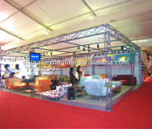 Trade show cheap truss booth