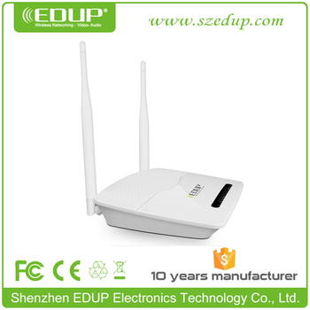 Cheap Price 4Port 300Mbps WiFi Wireless Router