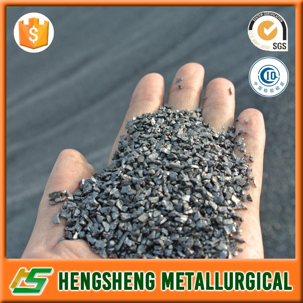 Steeling products calcined anthracite coal /CAC from China supplier