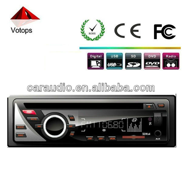 one din For hyundai santa fe 2013 car radio