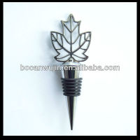 maple leaf wine stopper kit