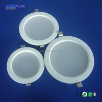 slim living room bedroom kitchen recessed LED downlight 24Watt 8Inch led downlight 24w