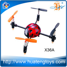 New Arrival X36A rc quadcopter 2.4G 4.5 channel mini helicopter for sale