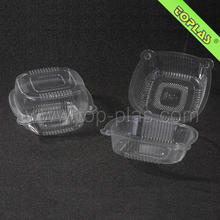 BOPS Clear Plastic Clamshell Containers For Hamburger