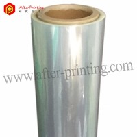China Manufacturer BOPP Film for Plastic Bag Making and Printing, High Transparency Glossy Bag Making Film