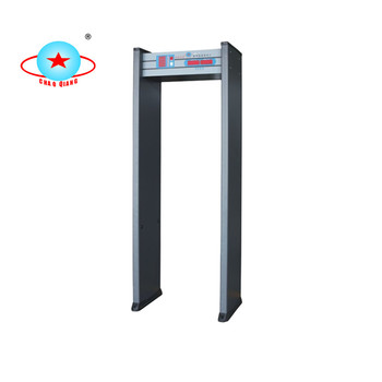 Walk through metal detector for factory made in china