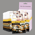 dear she pearl deep clean white mask peel off facial mask