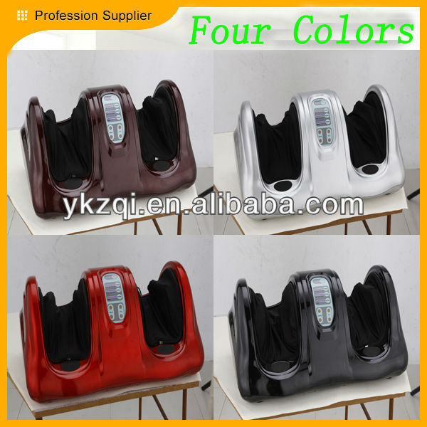 Hot selling tv shopping foot massager vibration
