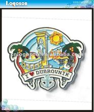 We are manufacturer of tourist souvenir soft pvc magnet, welcome you to visit us