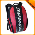 hot practical sports tennis backpack