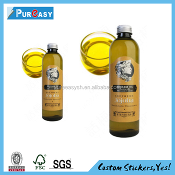 Chinese manufacturer custom logo private label massage oil for Private label motor oil manufacturer