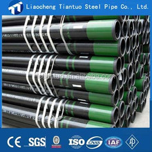 "API SPEC 5CT weld steel pipe 24"" oil pipeline"