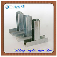 Stainless galvanized steel stud price of best quality by Ou-cheng