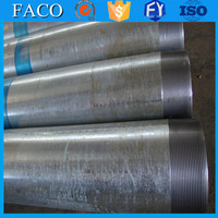 steel structure building materials ! 8 inch gi steel pipe asme b16.9 galvanized carbon steel pipe elbow