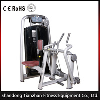 commercial gym equipment/ TZ-6004 seated row/ rowing machine