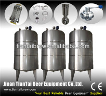 Electric or steam heating way beer brewing equipment