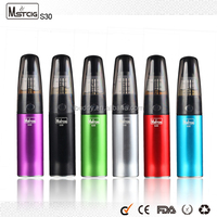 Oem Factory China 2015 Colored Vaporizers No Flame E Cigarette Refills