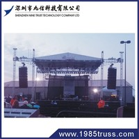 Outdoor /indoor smart truss in low price for concert