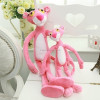 HI CE EN71 plush toy stuffed plush toy plush pink panther toy