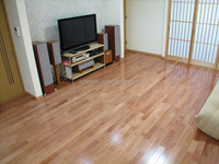 Birch finger jointed wood flooring