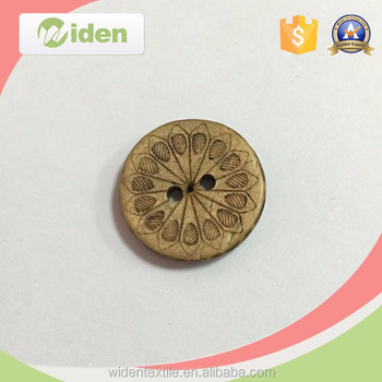 Fashion Coconut Buttons Clothing Button for Garment
