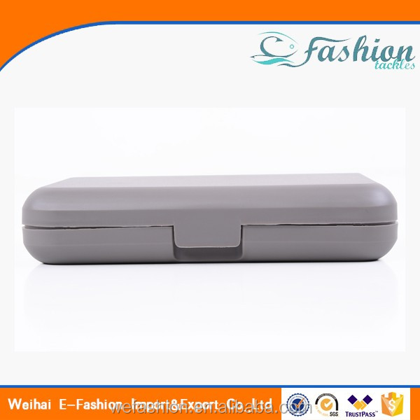 OEM Fishing Tool Plastic Fishing Box Fly Fishing Box