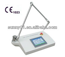 2013 clinical universal handheld Lcd 15W Portable surgical CO2 MEDICAL LASER( CE&ISO)